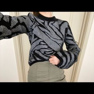 Knit sweater 4